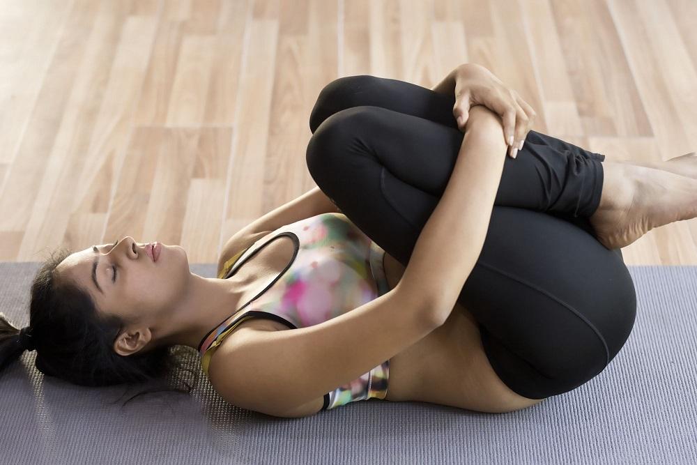 Yoga pose pour la constipation