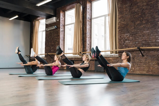 Naukasana helps get rid of belly fat