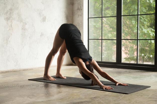 Yoga asanas pour la migraine