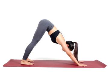 Yoga pose pour les douleurs lombaires