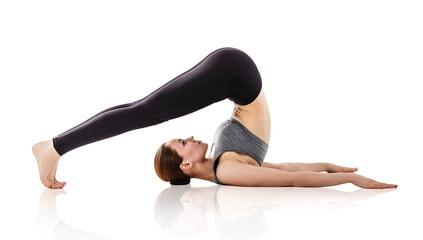 poses de yoga pour les douleurs lombaires