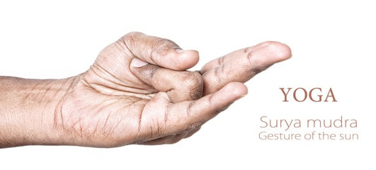 yoga mudra for weight loss