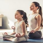 Simple (But Important) yoga poses for kids.