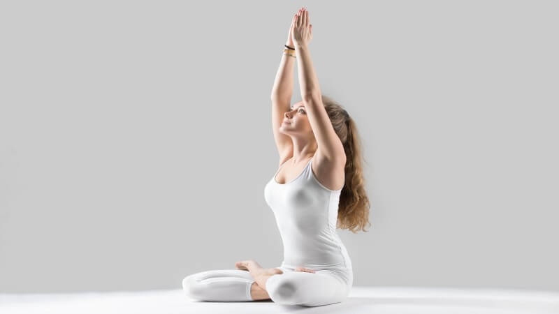 yoga for glowing skin