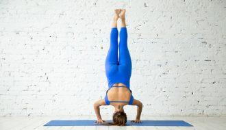 Headstand Yoga