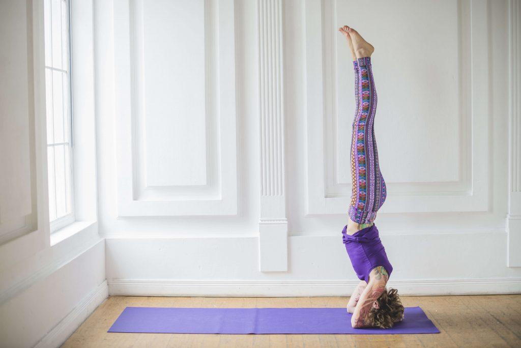 Avantages pour la santé du yoga du poirier