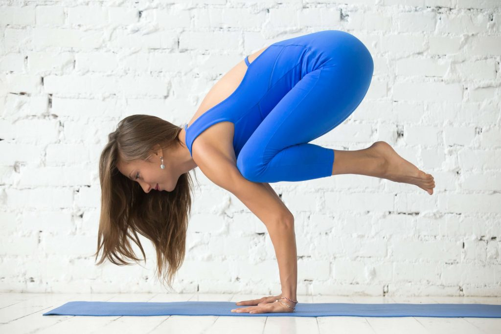 Poses de yoga dures
